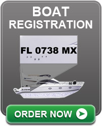 Order your boat registration