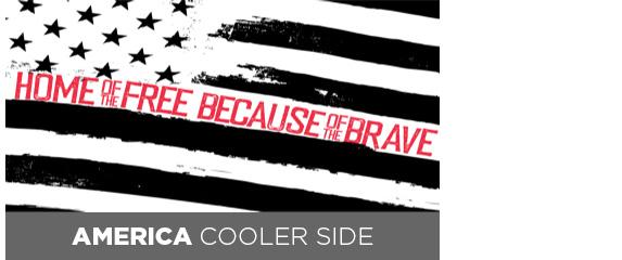 America Cooler Side