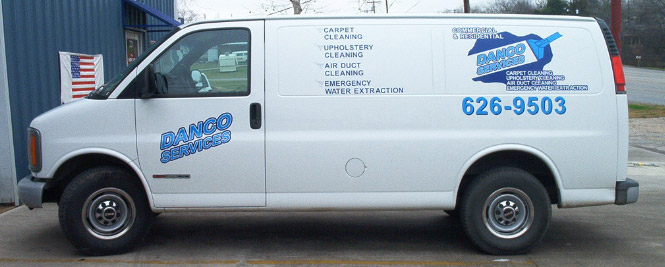 Vehicle Lettering Example1