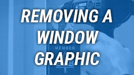 Removing A Window Graphic
