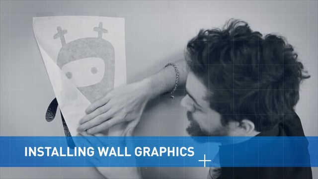 Applying Wall Graphics
