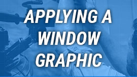 Applying A Window Graphic